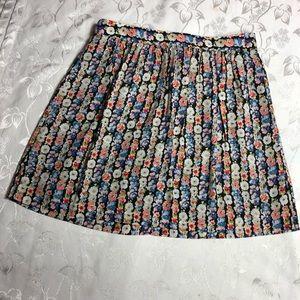 J CREW Skirt Size, Size 10.